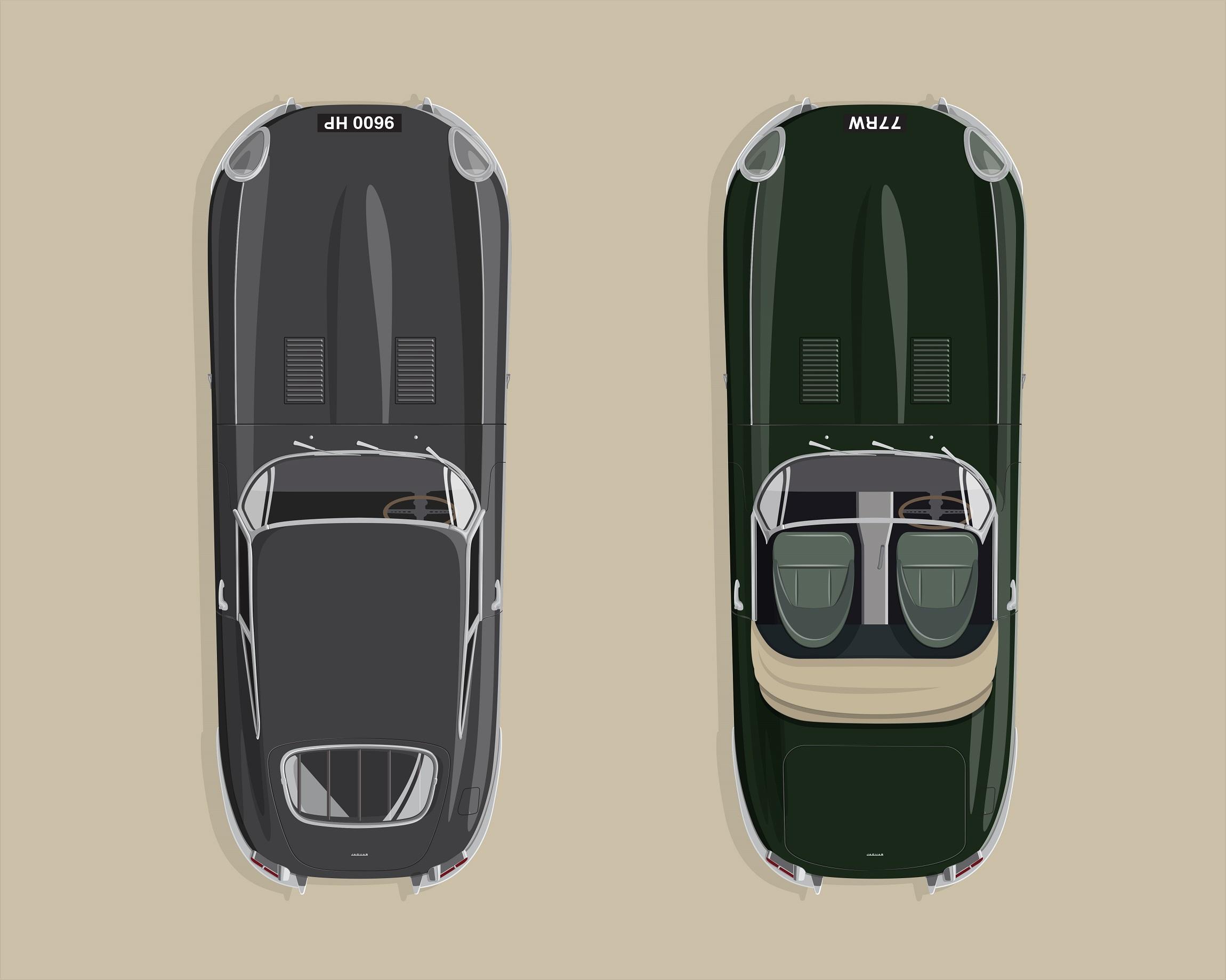 В марте 2021 года Jaguar будет праздновать 60-ю годовщину выдающейся модели E-type