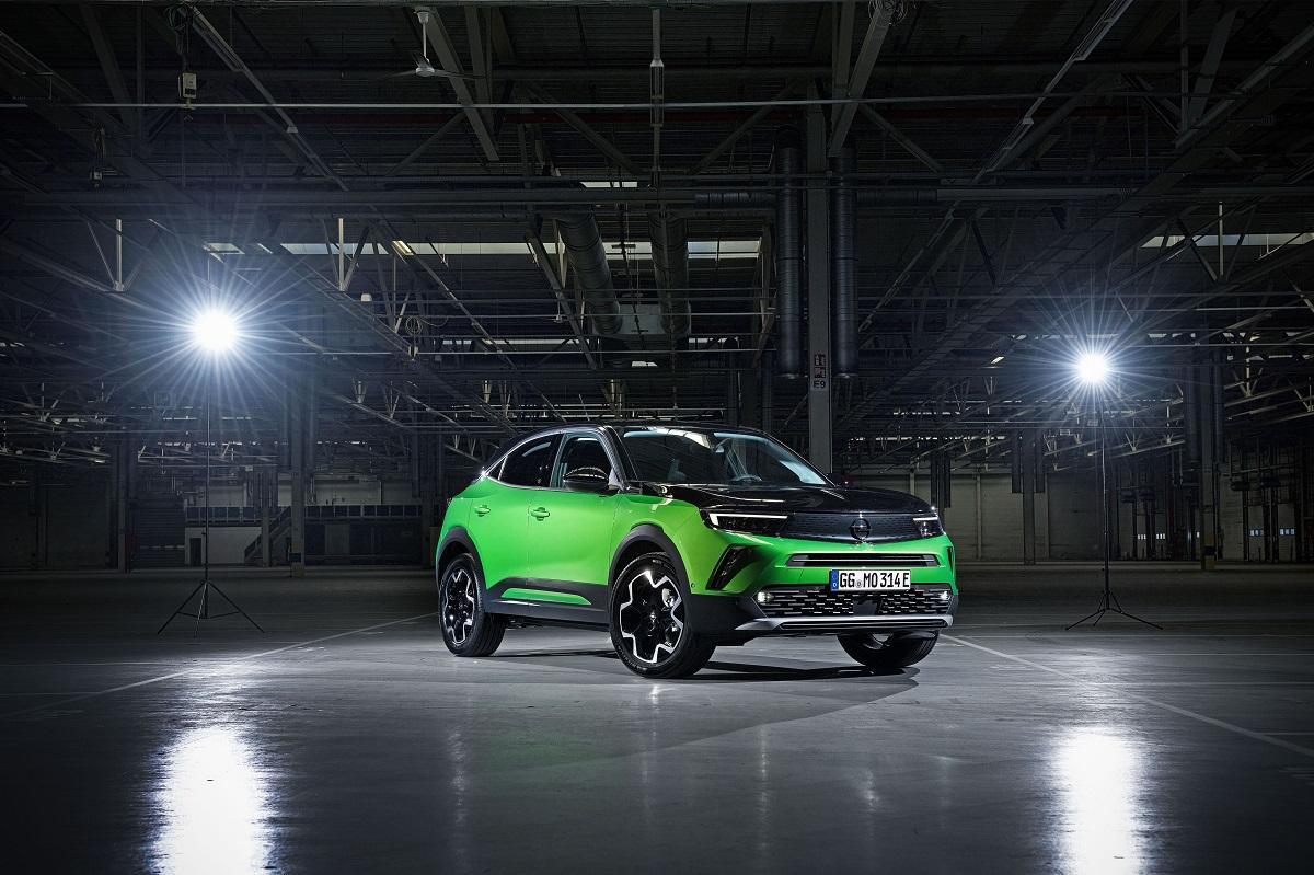 Світова прем'єра: новий кросовер Opel Mokka знайшов «європейський» цінник