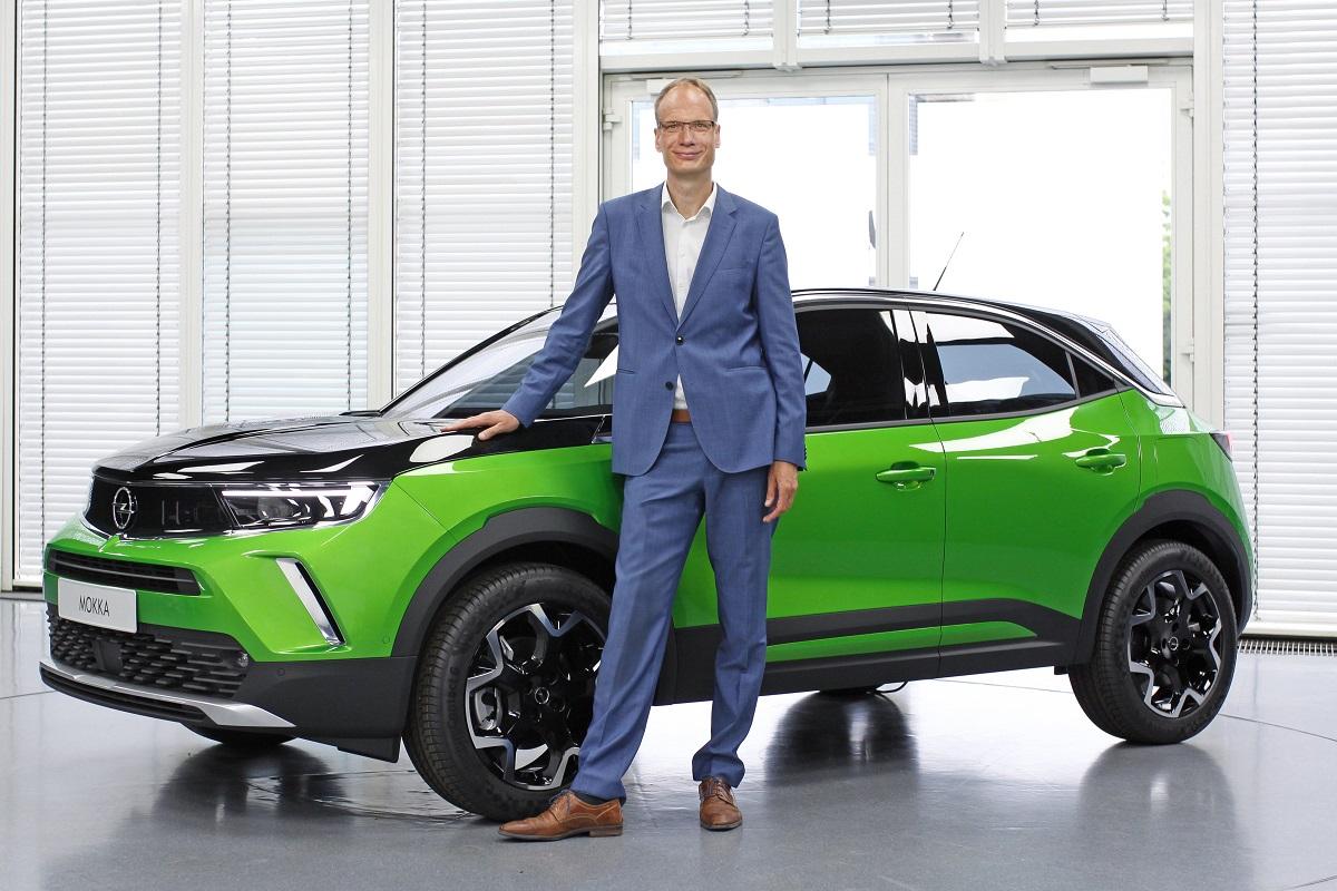 Мировая премьера: новый кроссовер Opel Mokka обрел «европейский» ценник