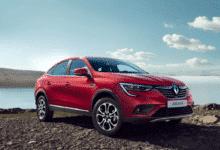 Photo of В Україні презентували купе-кросовер Renault Arkana
