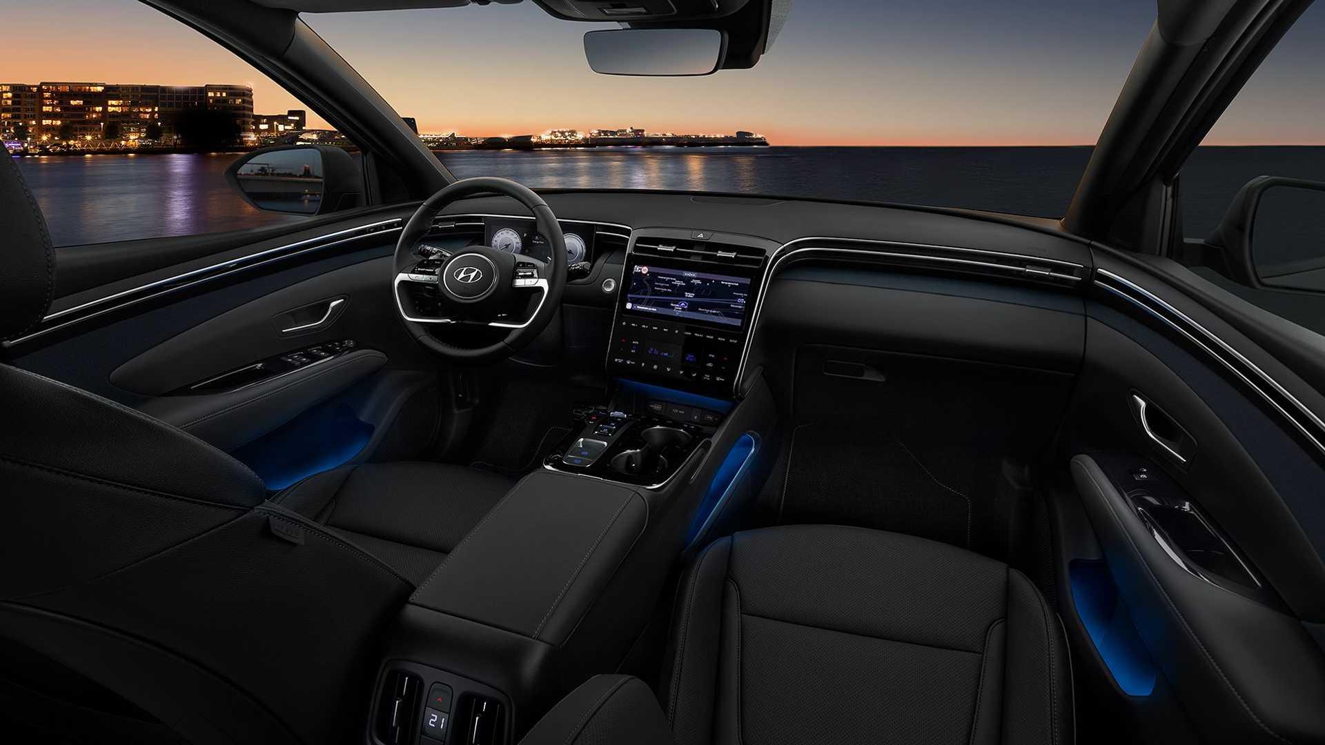 Новый Hyundai Tucson L на Пекинском автосалоне