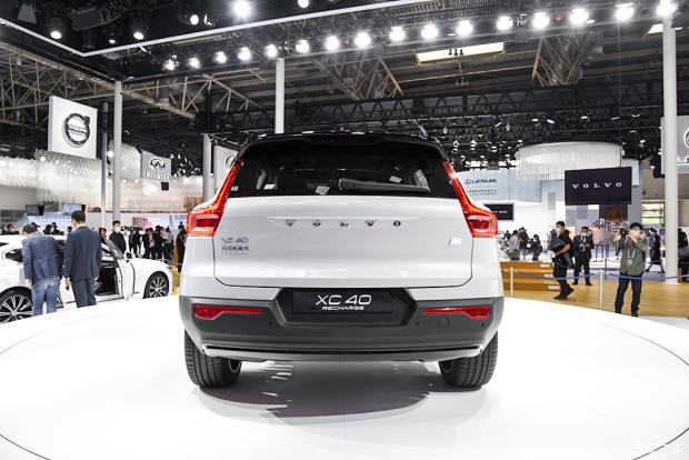 Во время Пекинского автосалона Volvo официально представил XC40 Recharge