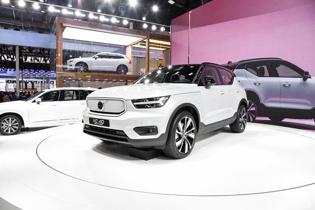 Під час Пекінського автосалону Volvo офіційно представив XC40 Recharge