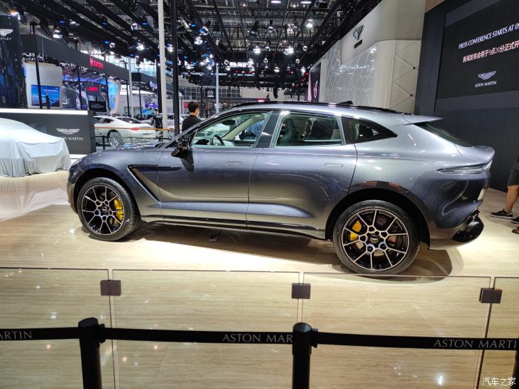 На автошоу в Пекине представили внедорожник Aston Martin DBX Designer Custom Edition