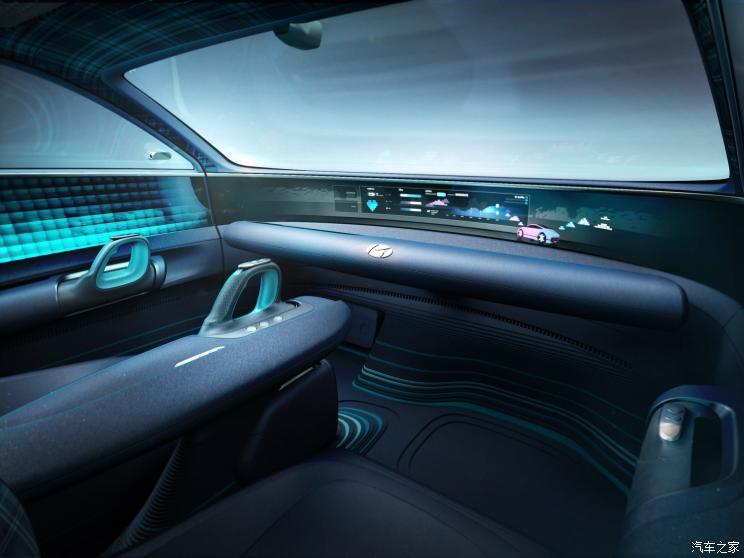 На автошоу в Пекіні Hyundai представила концепт Prophecy