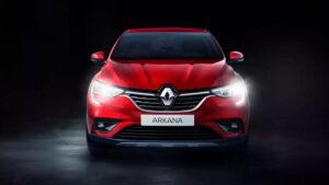 Що потрібно знати про новий Renault ARKANA