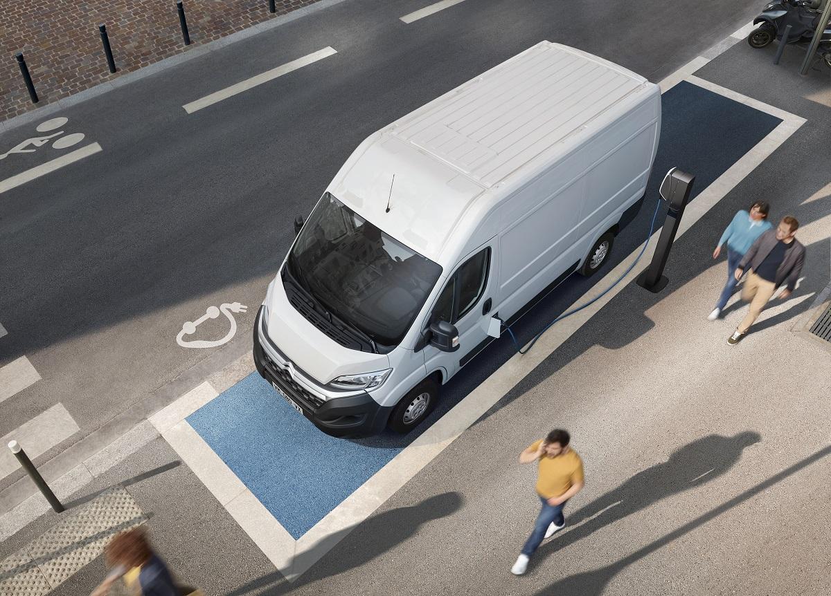 Citroën Ë-Jumper: 17 куб. м грузового відсіку, 100% електрики