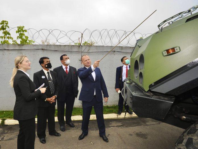 Індонезія зацікавлена бронетехнікою українського виробництва