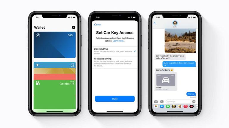 Новая версия операционной системы iOS 14 получила улучшенную функцию Apple CarPlay