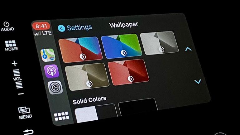 Компанія Apple оновила функцію Apple CarPlay