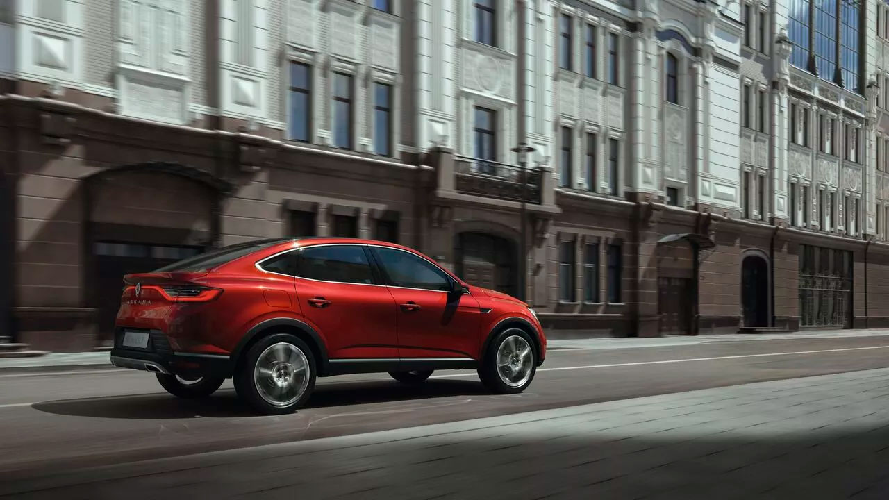 Что нужно знать о новом Renault ARKANA