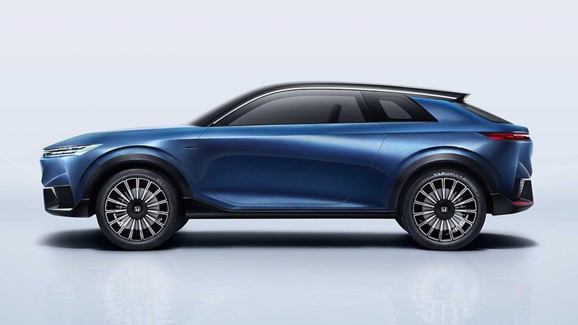 Honda представила в Пекіні концепт електричного крос-купе