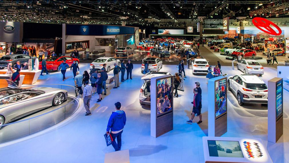 Міжнародний автосалон в Детройті перенесений на вересень 2021 року