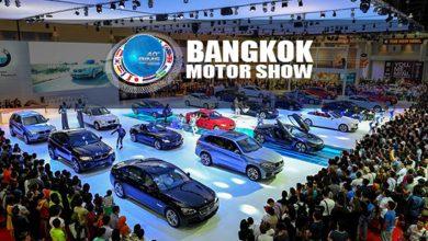 Photo of Международный автосалон Бангкока 2020