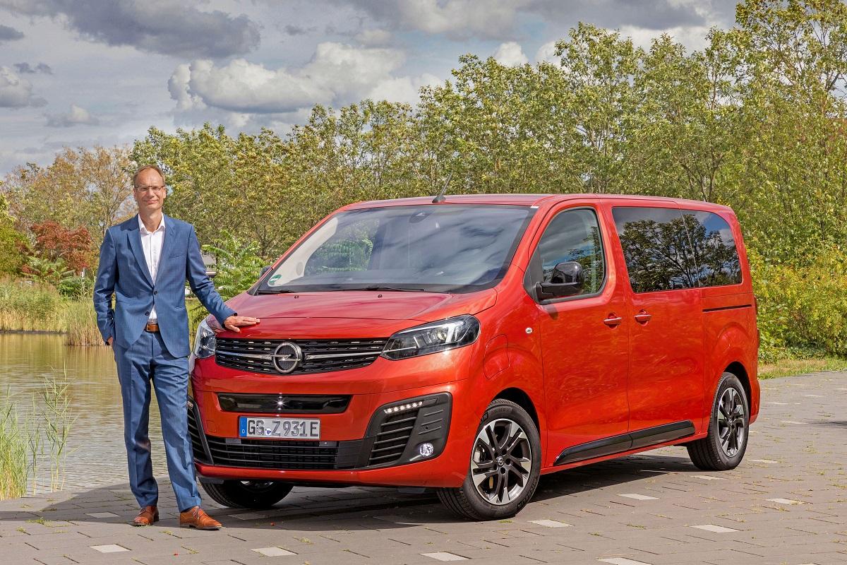 Opel запустит электрическую версию Movano уже в 2021 году