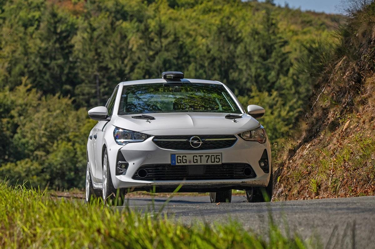 Opel разработал модель для клиентов, которые учувствуют в раллийных гонках