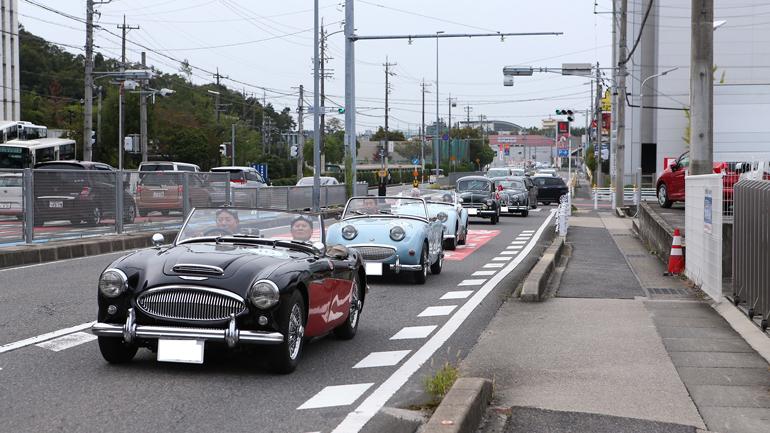 Toyota проведе Фестиваль класичних автомобілів