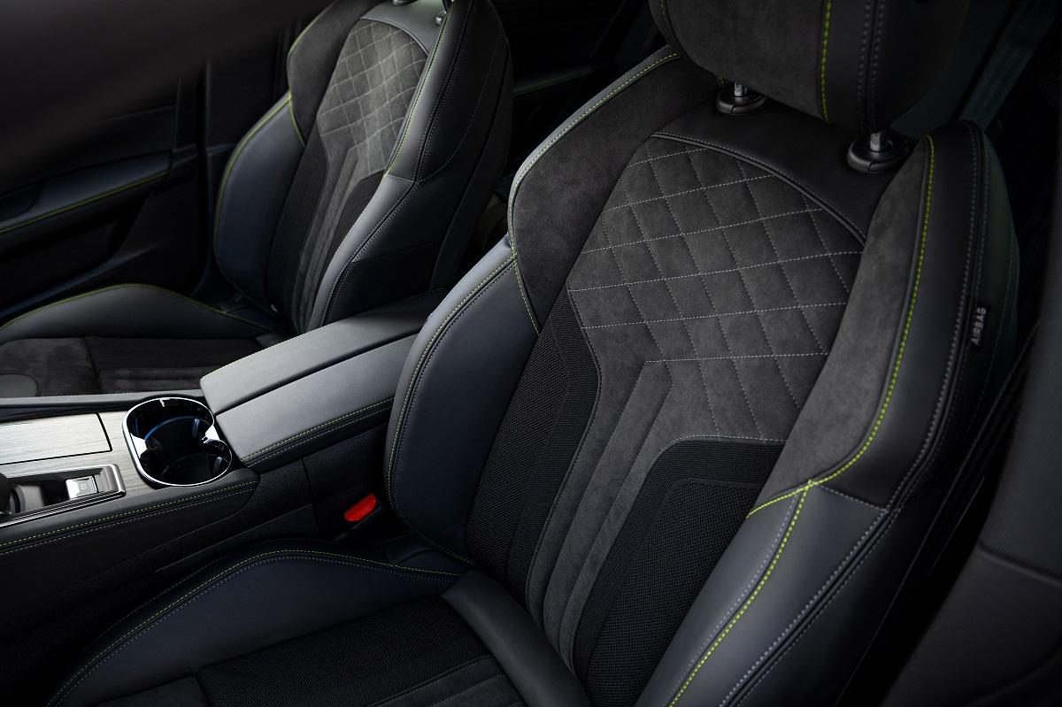 Заряженная новинка 508 Peugeot Sport Engineered: заново изобретая мощность!