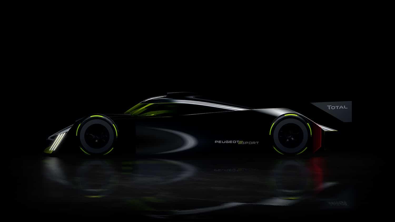 Peugeot і Total створять новий гіперкар для Ле-Мана