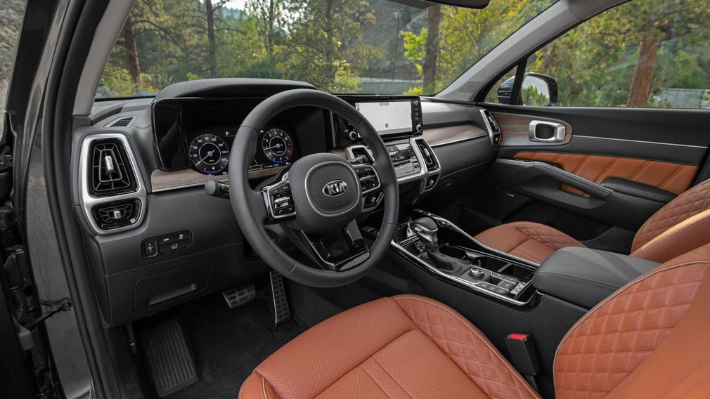 Офіційно представили новий Kia Sorento для ринку США