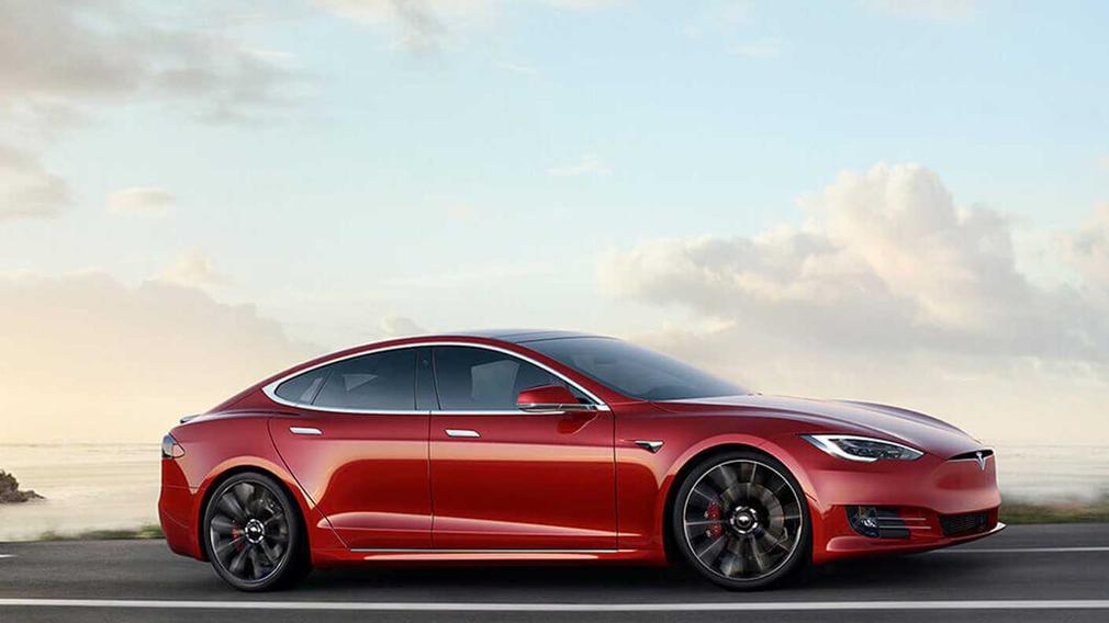 У Tesla Model S з'явиться 1100-сильна версія