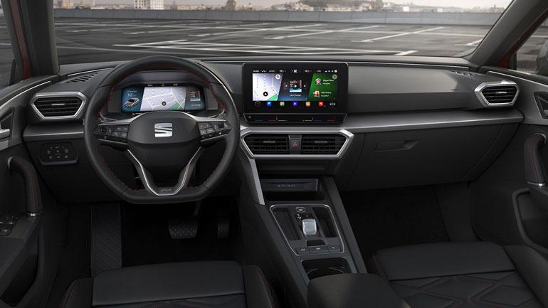 Британский дилер Seat опубликовал стоимость нового гибрида Leon E-Hybrid