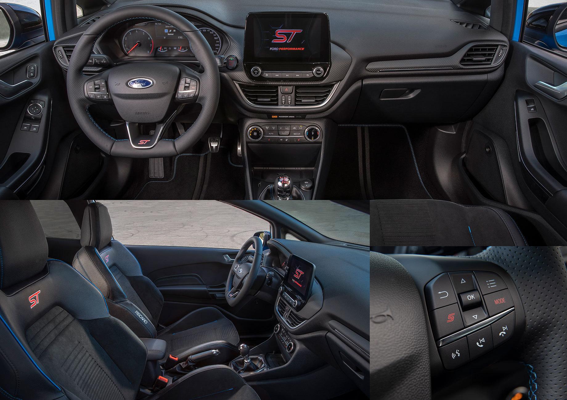 Ford Fiesta ST Edition запропонував ручну настройку підвіски