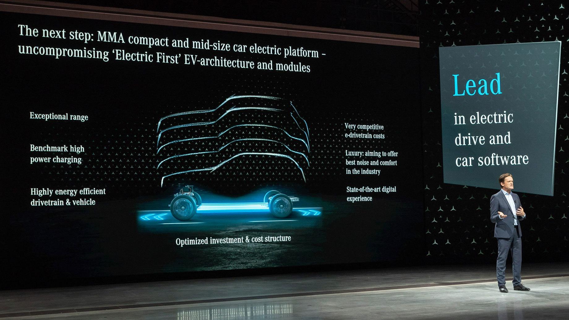Mercedes-Benz презентував оновлену бізнес-стратегію