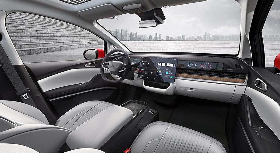 Нова марка Modern Auto почне кар'єру з п'ятидверки А