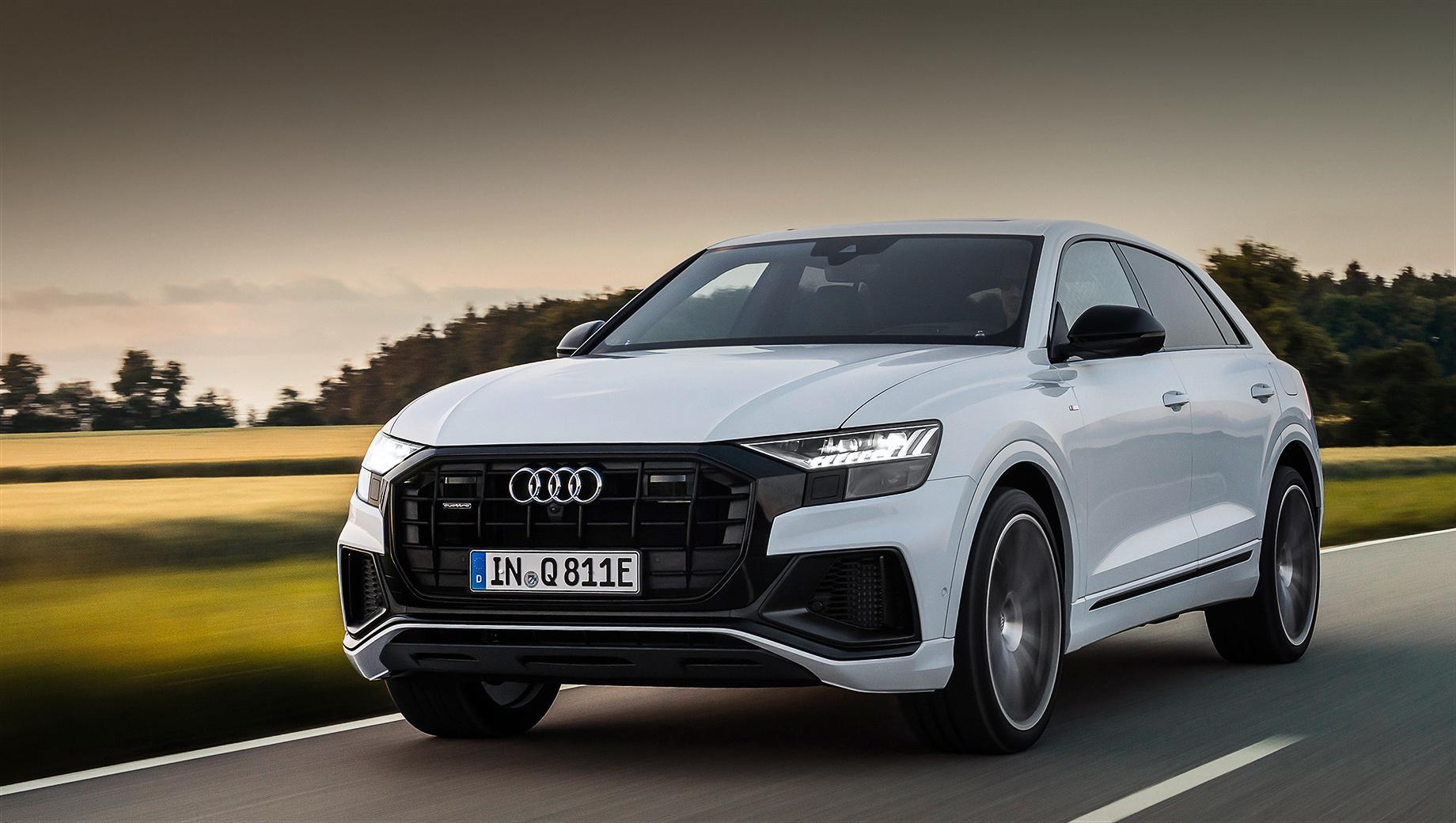 Стали известны характеристики гибрида Audi Q8 TFSI e quattro