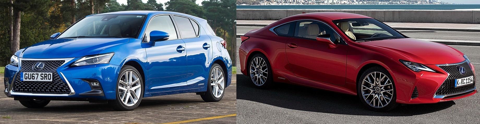 Lexus скоротить модельний ряд на європейському ринку