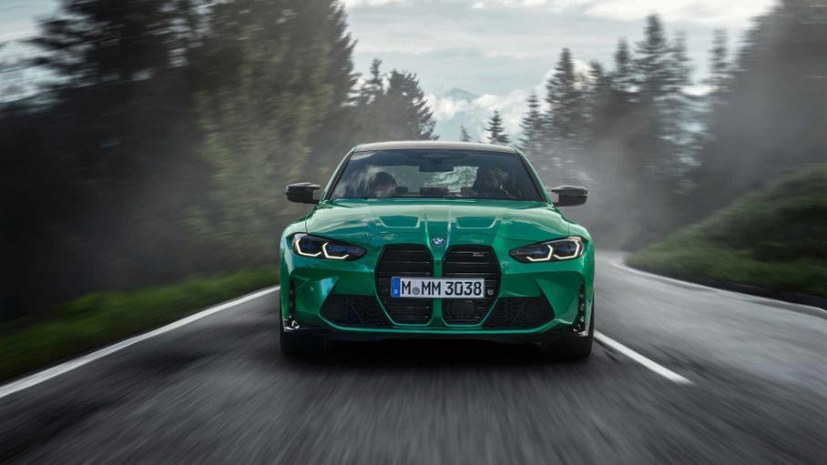 Універсал BMW M3 буде повнопривідним і на «автоматі»