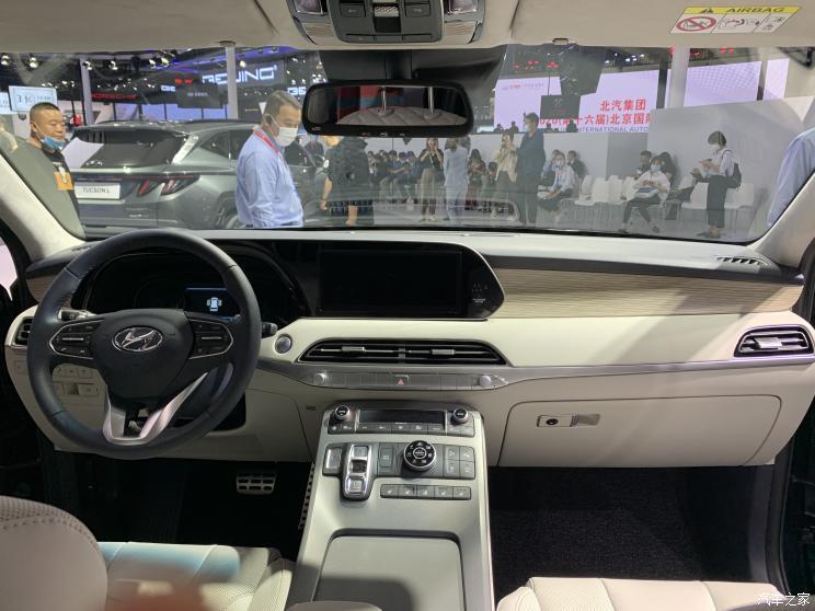 Hyundai представила модель Paris Di для китайського ринку