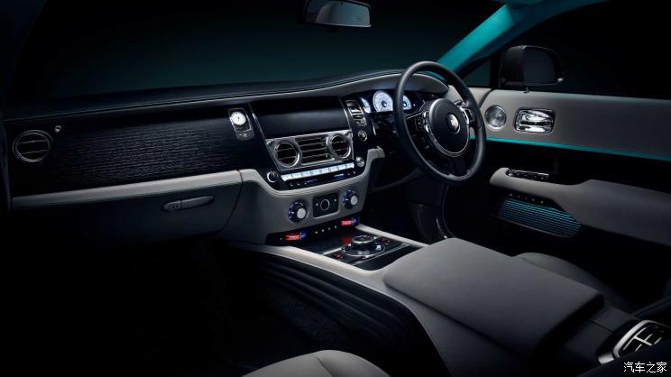 В Пекіні представили Rolls-Royce Phantom «Hidden Key»
