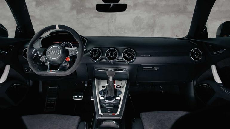 Audi выпустит лимитированную версию Audi TT RS в честь 40-летия Quattro
