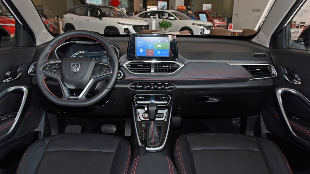 """Chevrolet запропонує кросовер Groove, створений на базі """"китайця"""""""