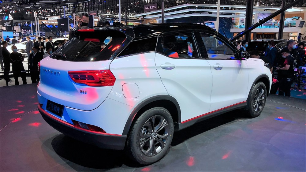 Dongfeng Motor Group презентувала 13 новинок на Пекінському автошоу