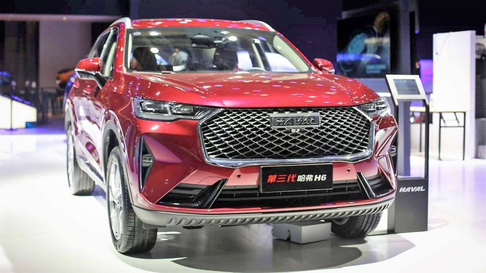Пекинский автосалон стал важным событием для GWM