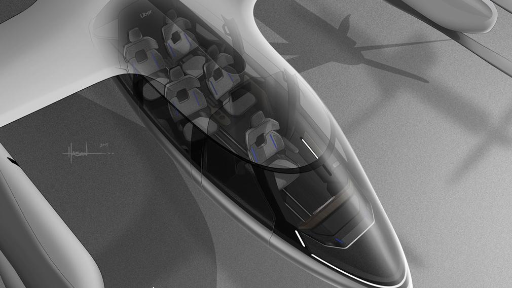 Hyundai планирует выпустить целое семейство летающих машин