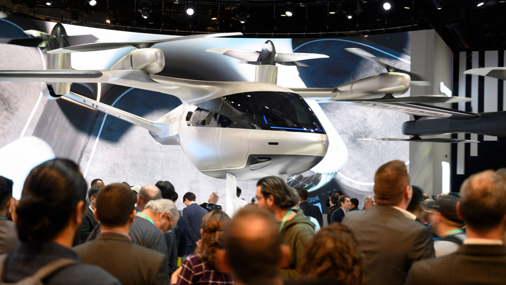 Hyundai планує до 2028 року випустити серію літаючих автомобілів