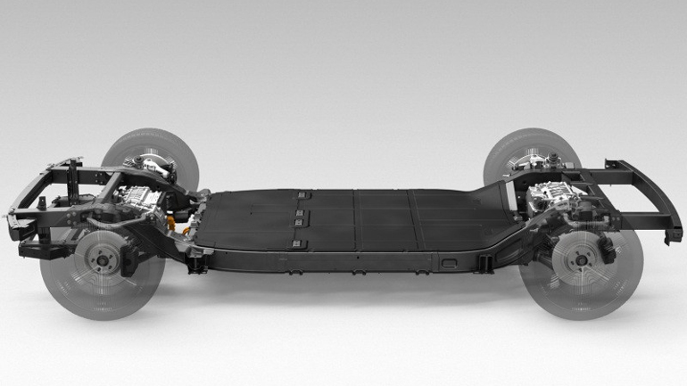 Hyundai Motor представили платформу для электромобилей следующего поколения