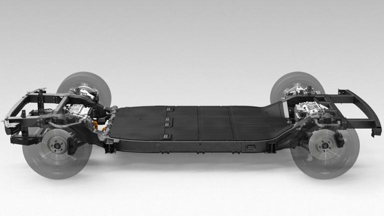 Hyundai опублікувала тизер нової платформи для електрокарів