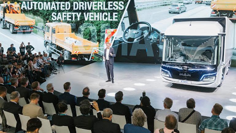 Toyota и Volkswagen соединились для разработки электрических грузовиков