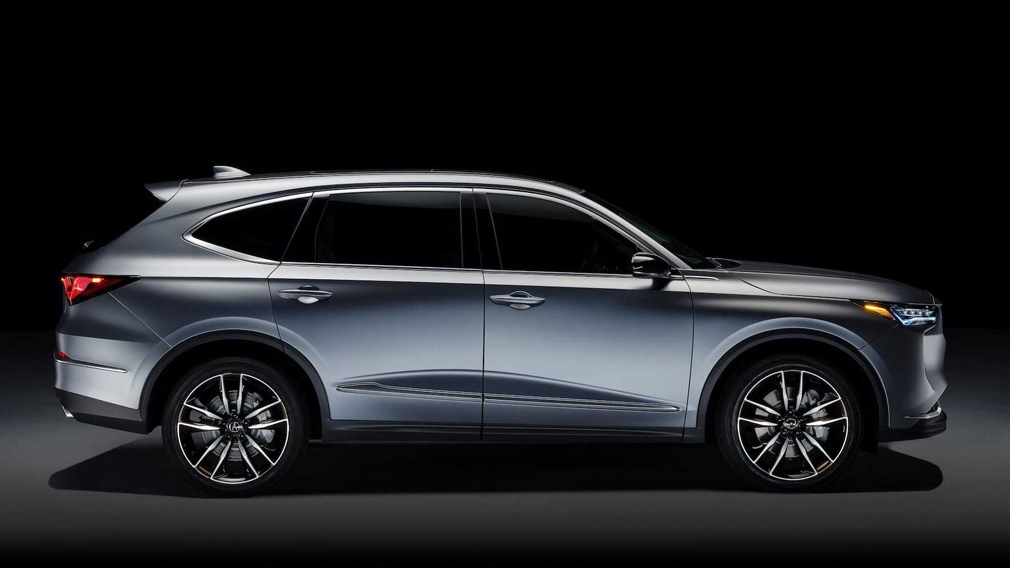Компанія Acura представила кросовер MDX нового покоління