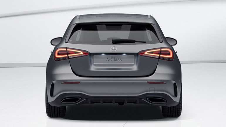 Mercedes представил 2 новых модели A-Class