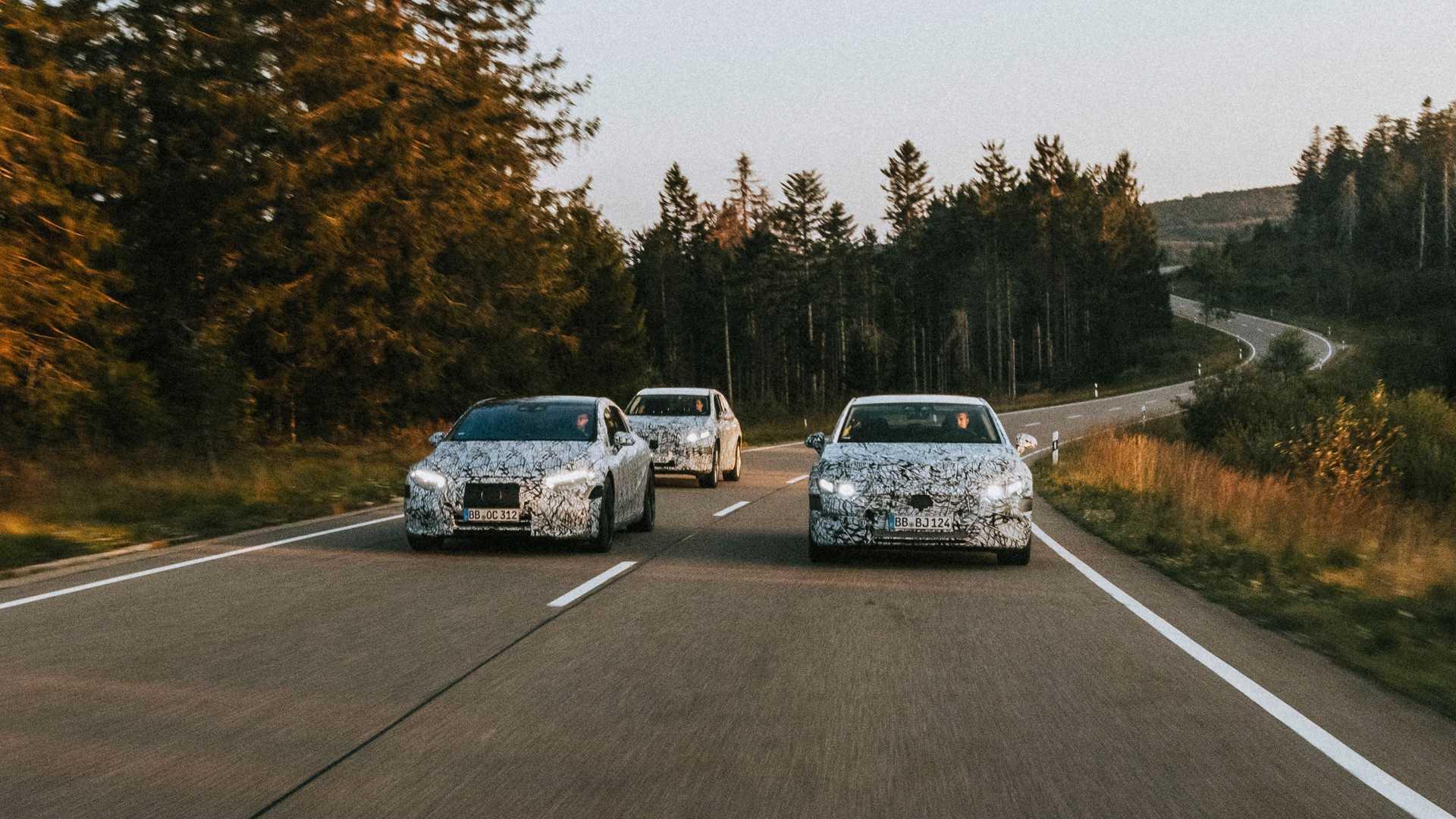 Mercedes-Benz рассказала о своих планах касательно новых моделей электромобилей
