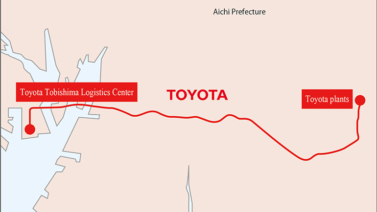 Toyota будет проводить испытания тяжелых электрических грузовиков на топливных элементах