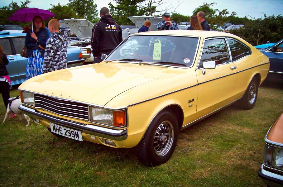 У Південній Африці Ford виробляв моделі, про які й не мріяла Європа
