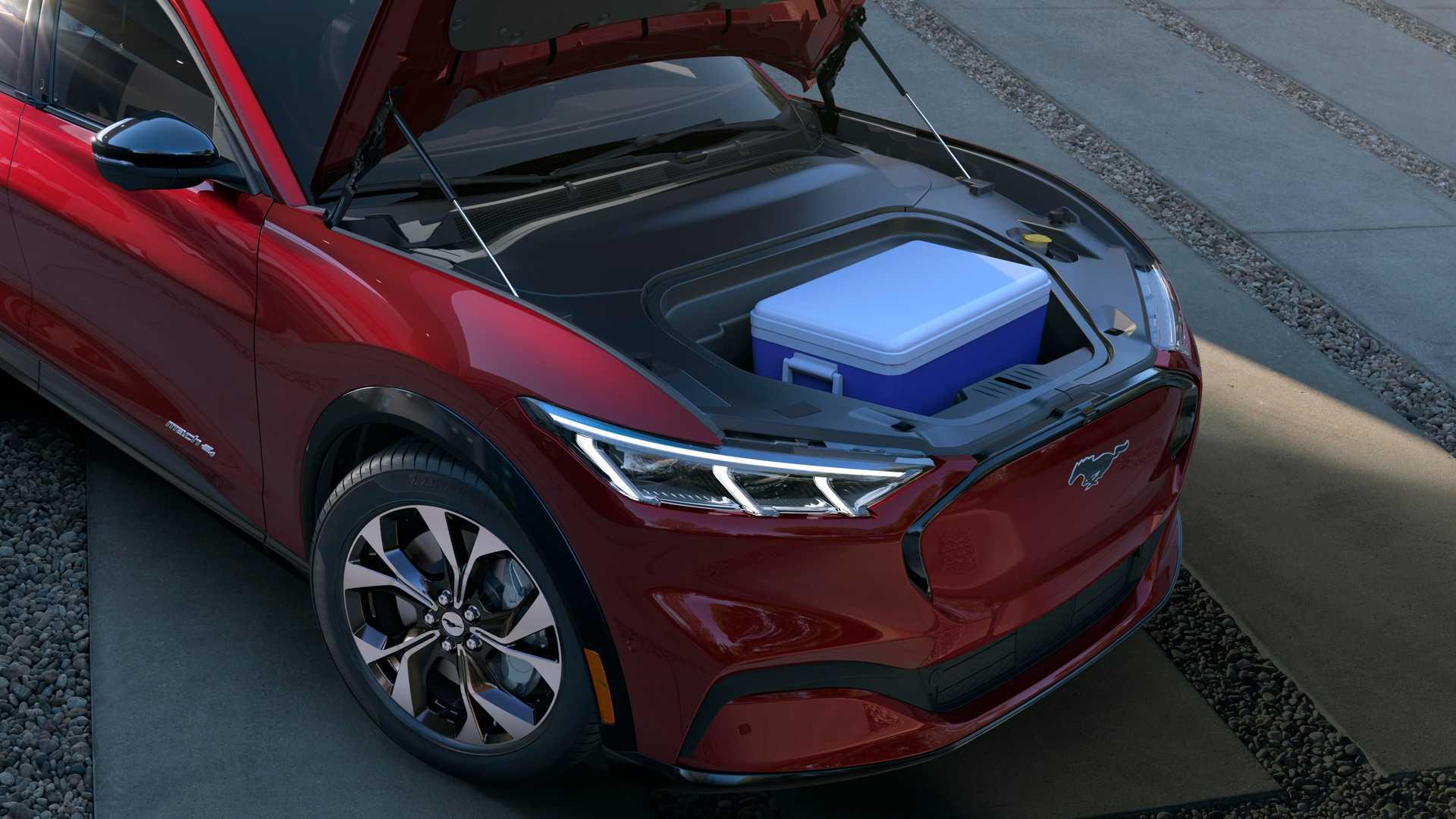 Ford пообіцяв зробити електромобілі доступнішими