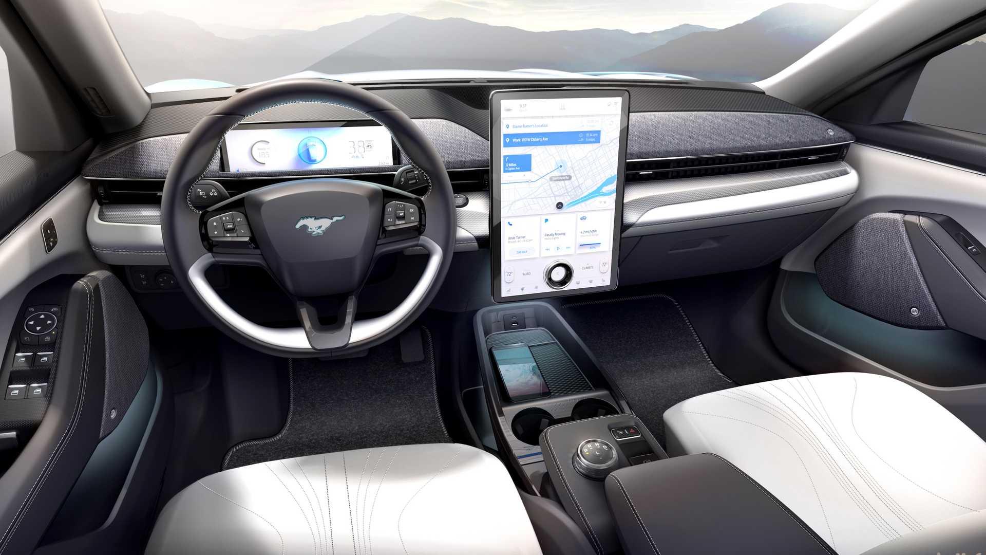 Ford планирует выпускать електромобили от 20 тыс. долларов